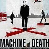 DJ Diggz - LAZ   machines of death @djdiggz Cover Art