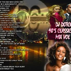 DJ DOTCOM_90'S CLASSIC SOULS_MIX_VOL.1 (GOLD COLLECTION)