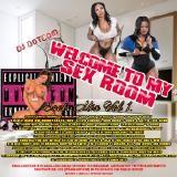 DJ DOTCOM (MIXTAPE GENIUS) - DJ DOTCOM_PRESENTS_WELCOME TO MY SEX ROOM_SOULS_MIX_VOL.1 {GOLD COLLECTION} Cover Art