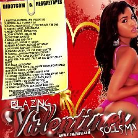DJ DOTCOM_PRESENTS_BLAZING_VALENTINES_SOULS_MIX [GOLD COLLECTION]