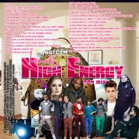 DJ DOTCOM_INTENSIFY HIGH ENERGY_POP_EDM_MIX_VOL.2 (DECEMBER - 2015 CLEAN)