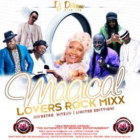 DJ DOTCOM_PRESENTS_MAGICAL LOVERS ROCK_MIX (RETRO HITZ - LIMITED EDITION)