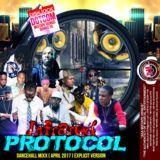 DJ DOTCOM (MIXTAPE GENIUS) - DJ DOTCOM_INFRARED PROTOCOL_DANCEHALL_MIX (APRIL - 2017 - EXPLICIT VERSION) Cover Art
