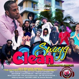 DJ DOTCOM_SWAGG & CLEAN_DANCEHALL_MIX_VOL.51 (MAY - 2017)