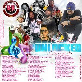 DJ DOTCOM_NEW LEVEL UNLOCKED_DANCEHALL_MIX_VOL.2 (APRIL - 2016 - EXPLICIT )