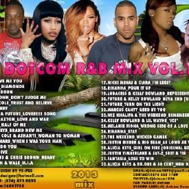 DJ DOTCOM_R&B_MIX_VOL.14 (FEBUARY 2013 CLEAN VERSION)