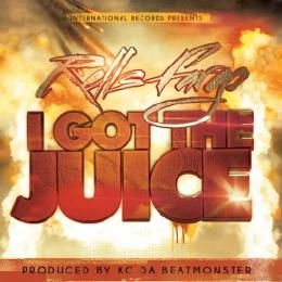 Dj Drizzle - I Got The Juice Cover Art
