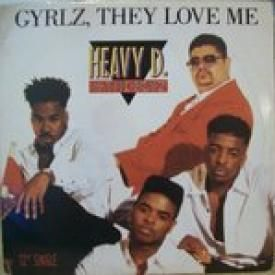 Gyrlz, They Love Me (12 inch remix) (DJ Dynamite edit)