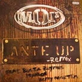 Ante Up (DJ Dynamite edit)