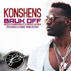 Konshen - Bruk Off Yuh Back (Eris Ramirez Extended)