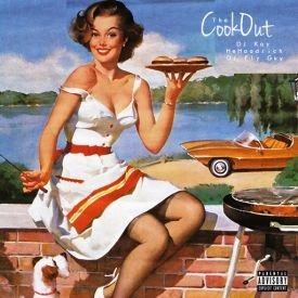 DJ Fly Guy - DJ Fly Guy Presents:  DJ Kay & heHoodrich'a The Cookout Cover Art