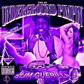 DJ LEX D - Underground Pimpin (SLOWED AND CHOPPED REMIX) Cover Art