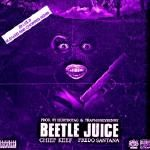 DJ LEX D - Beetlejuice (SLOWED AND CHOPPED) Cover Art