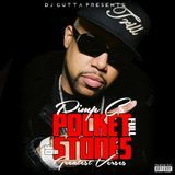 DJ Gutta - Pocket Full Of Stones Cover Art