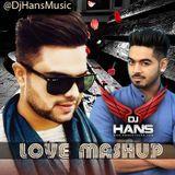 DJ HANS - Love Mashup 2017 - Dj Hans Cover Art