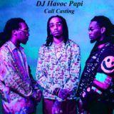 DJ Havoc Papi - Call Casting Chopped And Screwed by DJ Havoc Papi Cover Art
