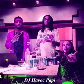 Congratulations Chopped And Screwed by DJ Havoc Papi