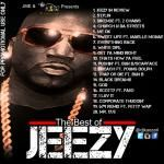Dj hb smooth - Best Of Jeezy Cover Art