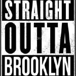 Dj hb smooth - Straight Outta Brooklyn Cover Art