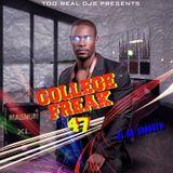 Dj hb smooth - College Freak 47 Cover Art