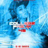 Dj hb smooth - College freak 49 Cover Art