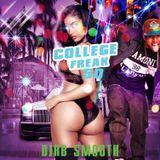 Dj hb smooth - College Freak 50 Cover Art
