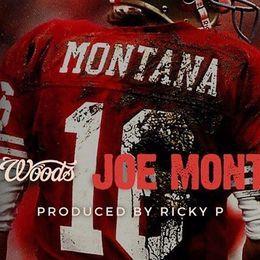 Dj hb smooth - Joe Montana Cover Art