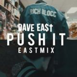 DJ HellaFly605 - Push It (Eastmix) Cover Art