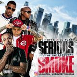 DJ Hoffa - Best Of The Boroughs : Serious Smoke Cover Art