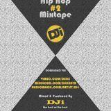 DJi KENYA - 2016 Hip Hop #2 Mixtape [@DJiKenya] Cover Art