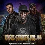 Dj InfamousVa - In The Streets Vol.44 Cover Art