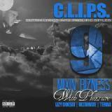 DJ IZZY DOESIT - C.L.I.P.S. #9 (Mixin Bizness With Pleasure) Cover Art