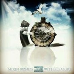 DJ IZZY DOESIT - MIXIN BIZNESS WITH PLEASURE CLIPS 10 Cover Art