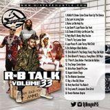 DJ J-BOOGIE - RnB Talk Vol. 33 Cover Art