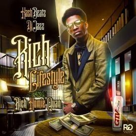 Rich Homie Quan ft Propain Kevin Gates 2 Rounds (Remix)