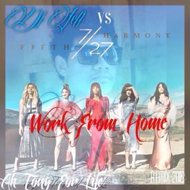 Work From Home(fIFTH HARMONY)