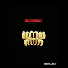 """Mouthpiece 2 """"Blessed"""""""