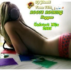 DJ JReall From TSM ROOTS ROCKING REGGAE CULTURE MIX 2014-2015