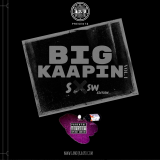 DJ KAAPO - BIG KAAPIN VOL. 1  Cover Art