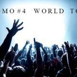 "DJ KAZ (DIGGIE ENT.) - PROMO #4 ""WORLD TOUR"" Cover Art"