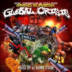 19 - Grand Surgeon feat Ruste Juxx - Bring The Terror (beat & scratches by LG Roc)