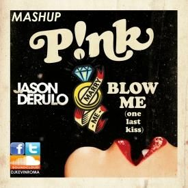 Marry me & blow me one last kiss (Kevin Roma Mashup)
