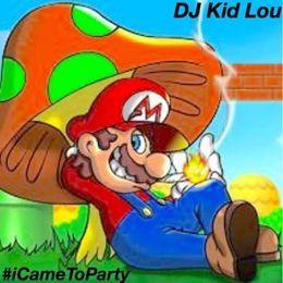 DJ Kid Lou - Level Up Cover Art