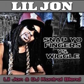 Snap Yo Fingers & Wiggle (Lil Jon & DJ Kontrol Blend) (Clean)