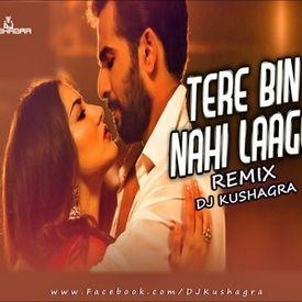 Tere Bin Nahi Laage ( 2017 Electro Remix ) - DJ Kushagra