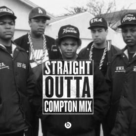 Straight Outta Compton MIX