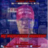 DJ lemonHEAD - MY MAGNIFICENT OBSESSION Cover Art