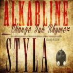 Dj-Len - ALKABLINE-(CHANGE YUH RHYME)RAW Cover Art