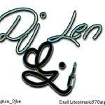 Dj-Len - DJ-Len-Sex Mate Riddim Mix-[Markus Records]-2014 @iam_djlen Cover Art