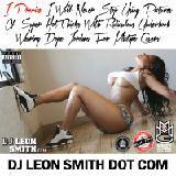 DJ Leon Smith - I PROMISE... [MIXTAPE] Cover Art